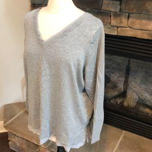 Lane Bryant lightweight sweater, size 22/24